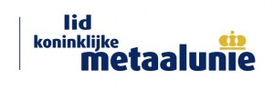 logo lid Koninklijke Metaalunie_kleur_opgevuld